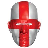 Ansiktsmask engelska flaggan