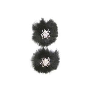 Spindelprydnad skor
