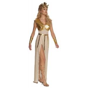 Peruk Athena och huvudstycke