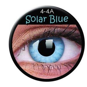 Solar Blue 1-årslinser