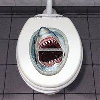 Haj toalett dekoration