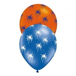 Latexballonger - Fyrverkerier 10-pack