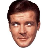 Roger Moore ansiktsmask