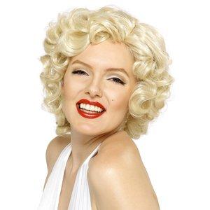 Marilyn Monroe kort peruk