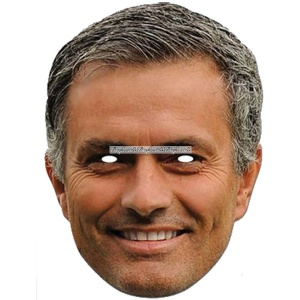 Ansiktsmask Jose Mourinho