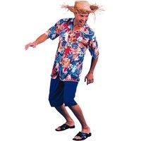 Hawaiian - maskeraddr�kt man