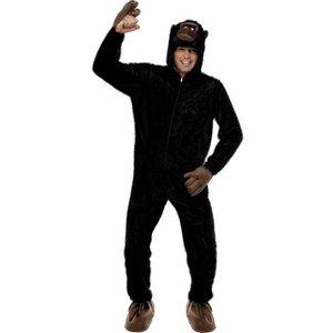 Gorilla maskeraddräkt - Medium