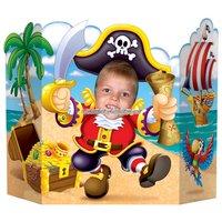 Pirat fotoförgrund - 64cm
