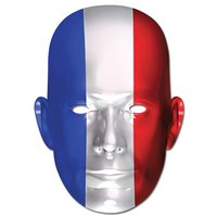 Fransk flagga Mask