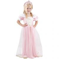 Prinsessa - maskeraddr�kt rosa kl�nning