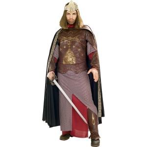 Deluxe Aragorn kung av Gondor maskeraddräkt