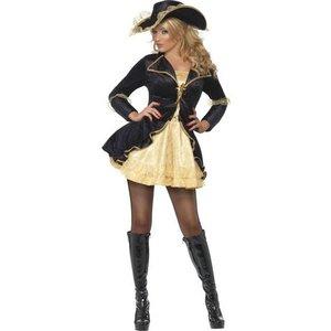 Swashbuckler lady piratdräkt