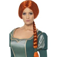 Shrek prinsessa Fiona peruk